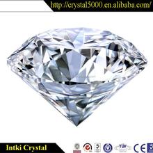 Hot-sale clear artificial american diamond jewellery