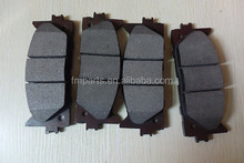 China Auto car Brake Pads for Toyota Camry Parts 04465-06080