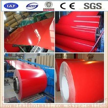 galvanised painted steel coil using for colour metal steel roof tile