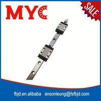 Alibaba recommend MGN9 LM linear slide guides rails linear bearings linear motion bearings systems