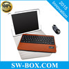 China online shopping removable bluetooth keyboard case for iPad Air 2
