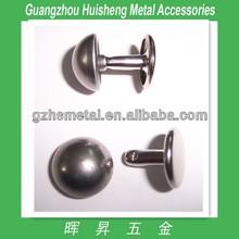 Fashion style round head metal decorative rivets