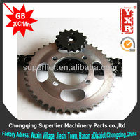 good performance wave125 motorcycle sprocket,professional custom accessories motorcycles,forging bajaj chain sprocket