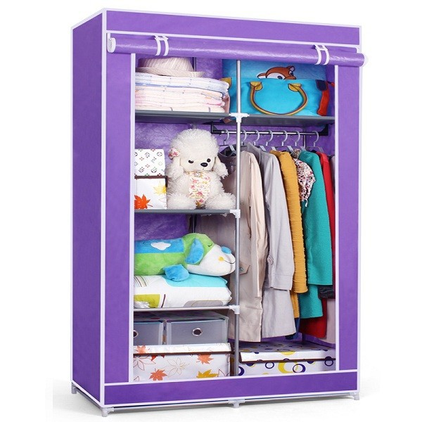wholesale s7 modern high quality cheap portable bedroom closet