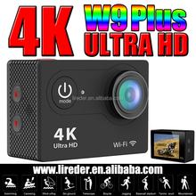 2015 New LEWORKS WIFI Action Camera 4K Ultra-HD sport dv 16MP 1080P digital Camera Sport DV hidden mini camera video