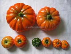 Hot-Selling Natural Popular artificial pumpkin