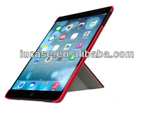 For New iPad Air Case, Transformer folding smart Cover for iPad 5 Hot sale