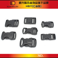 side Quick release plastic buckles,plastic belt buckles
