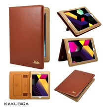 New arrival soft fine workmanship for ipad air 5 /mini standing leather case