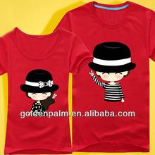 bulk fashion ribbing fabric cotton lovers designing t-shirt