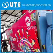 3M advertising graphics printing of vinyl car wrap sticker for bus vehicle Van SUV