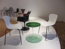 Danish nap chair plastic dinning chairs AS-135C