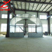Professional No Girder Arch Roof Sheet Cold Roll Forming Machine