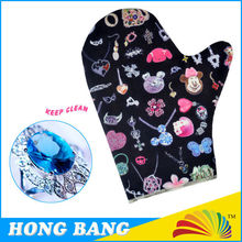 HBZ1049 Microfiber Piano Cleaning Gloves Jewelry Gloves