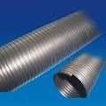 PVC tornillo para apretar tubería para ajustar el diámetro y la longitud