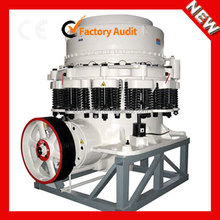 ISO Certificated China Best Good Cone Crusher Machine Manufacturer