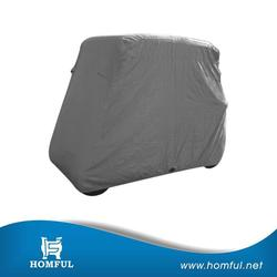 high quality polyester golf cart cover golf iron cover 6 passenger clubcar golf cart storage cover
