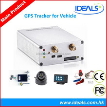 GPS Tracker with Fuel Sensor, Camera, RFID for Truck, Vehicle, Car Monitoring
