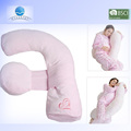 alibaba china venta popular almohada de cuerpo de diseño a costumbre proveedor chino