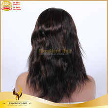 premier hair New Product 2015 Woman Hand Tied Brazilian Virgin Remy Full Lace 100 Percent Human Hair Wigs