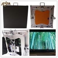 Easy Installation P6 Flexible led xxxx video xxx wall/screen