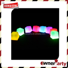 Hot Selling High Quality Low Price Glow Ice Cubes
