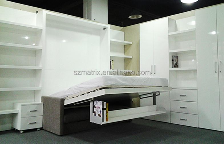 falten murphy schlafsofa multifunktionale bett. Black Bedroom Furniture Sets. Home Design Ideas