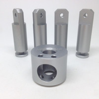 OEM different types of high quality aluminum cnc lathe parts
