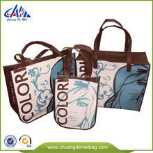 Import Goods From China Non-Woven Drawstring Shopping Bag