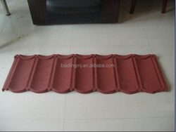 Best quality hotsell lightweight steel roof tiles