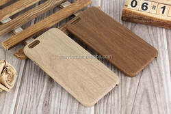 Hot sale wooden case for Iphone 6/Best quality for iPhone 6 wooden case bamboo cover
