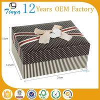 custom size nested decorative gift boxes wholesale
