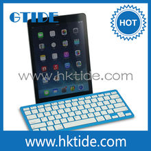 Gtide blue color Bluetooth computer Keyboard for apple ipad air computer hardware