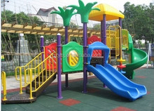 Newly outdoor playground equipment tree house forest cute park set