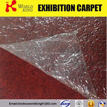 Alibaba china most popular plain film coated carpet