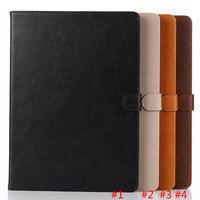 Retro Flip PU Leather Wallet Stand Back Cover Case For iPad Pro 12.9 Inch
