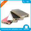 Trulyway TL-18 Li-polymer power juice 500mAh for smart phones and digital devices-optional colors