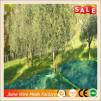 HDPE UV Stabilizer Agriculture Olive Collecting Net