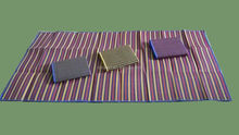 Hot selling pp woven mat picnic outdoor sleeping rug blanket with trade assurance