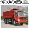 China Special Vehicle Supplier Sinotruk 6x4 Driving Transit Tipper
