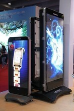 55 Inch LED Ad player move P3