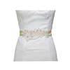 2015 new fashion stunning pearl crystal beaded sash wedding dress sash cheap sashes