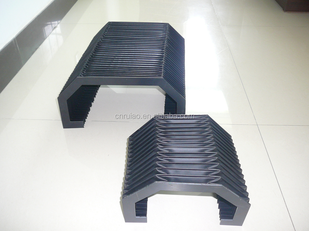 cnc machine way covers