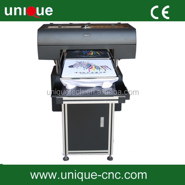 Cheap diy dtg t shirt garment printer printing machine a3 for Cheapest t shirt printing machine