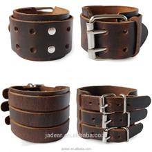 handmade leather bracelet ideas