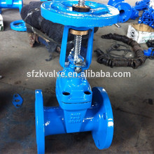 Fire signal gate valve,flanged gate valve dimensions