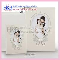 PVC Inner Sheet Painting Wedding Photo Book