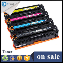 Empty toner cartridge box for HP laserjet M251N toner compatible CF210A toner chip