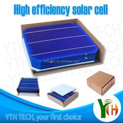 2015 hot sale high efficiency 156mmx156mm 6inch 2BB 3BB polycrystalline multi solar cells mono solar cell made in Taiwan