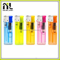 OEM refillable electronic wholesale cheap plastic gas disposable cigarette gas brand name lighters